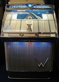 Wurlitzer 2300 jukebox repairs